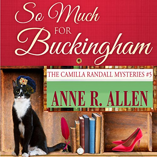 So Much for Buckingham audiobook cover art