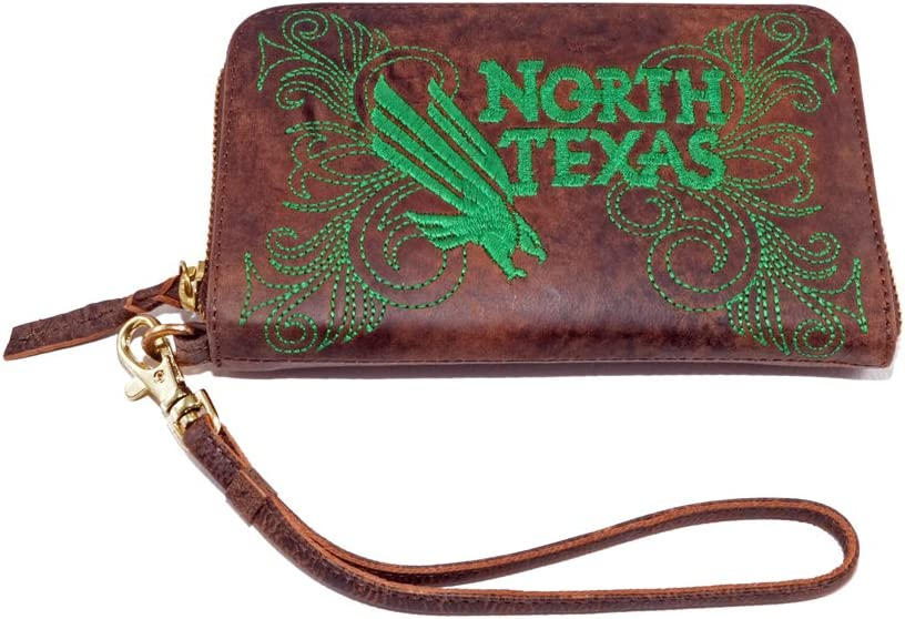 GAMEDAY BOOTS Women's Gameday Wristlet North Texas