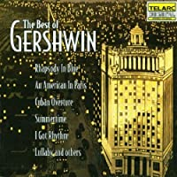 The Best Of Gershwin by Various Artists (2001-01-23)