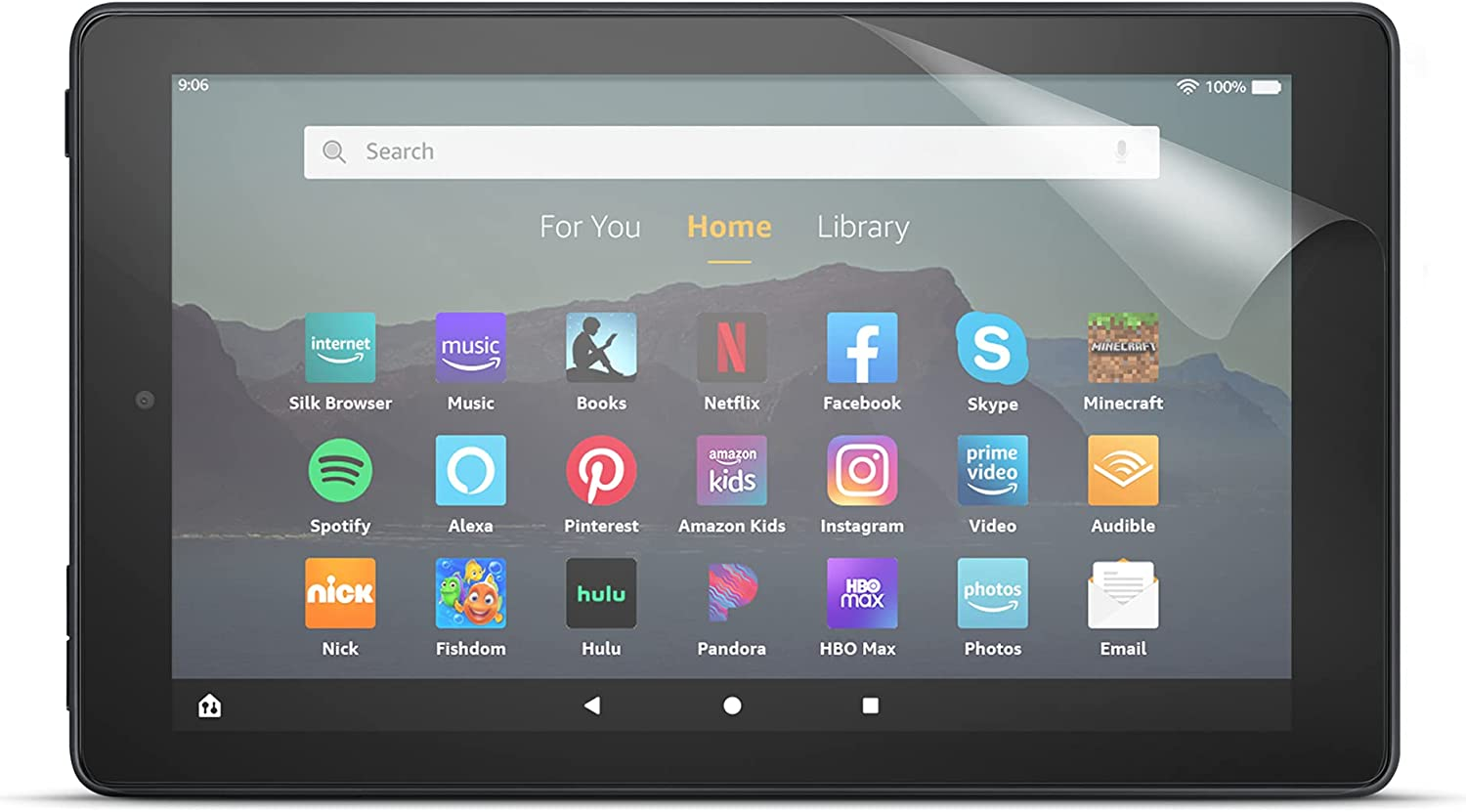 NuPro Anti-Glare Screen Protector for 7th Amazon Fire Brand new 7 Tablet depot