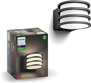 Philips Hue Lucca biała lampa ścienna LED, współpracuje z Alexą, Google Assistant i Apple HomeKit