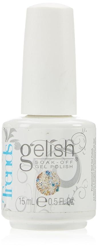 物理レビュアー病気だと思うHarmony Gelish Gel Polish - Feeling Bubbly - 0.5oz / 15ml
