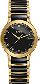 Rado Centrix Black Analog Watch for Women R30528152
