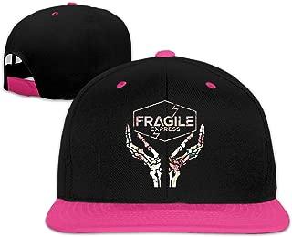 Death Stranding-Fragile Express Adjustable Hip-hop Baseball Cap Unisex Classic Cotton Dad Hat