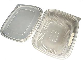100pcs//200pcs Contenedores de Pl/ástico para Comida Preparada Caja de Pl/ástico en forma de gato para Guardar Frutas y Verduras Contenedores para Ensalada Tarta Caja de Almacenamiento para Comida r/ápida