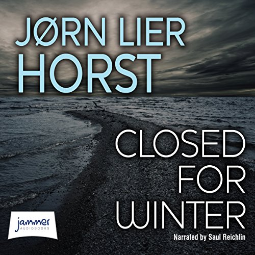 Closed for Winter audiobook cover art