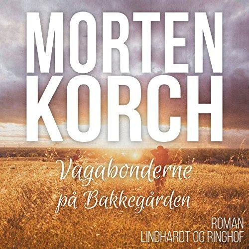 Vagabonderne på Bakkegården audiobook cover art