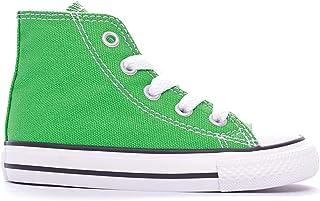 converse verdi bambino