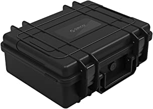 ORICO External Hard Drive Case, 20-Bay Multi-Protection HDD Storage Box Carrying Case for 3.5