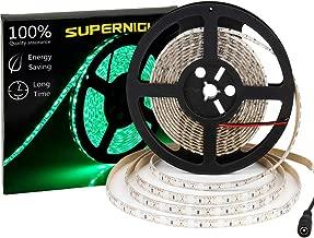 Best green led tape light Reviews