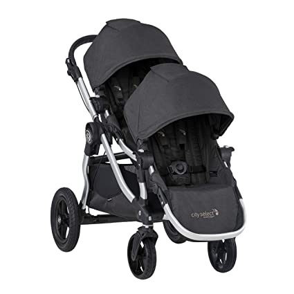 Baby Jogger City Select Double Stroller - Most flexible