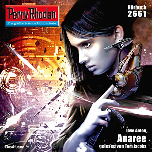 Anaree audiobook cover art