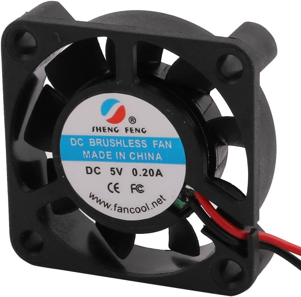 Aexit DC5V 0.2A Electrical 40mmx40mmx10mm El Paso Mall 9 equipment Brushless Fees free