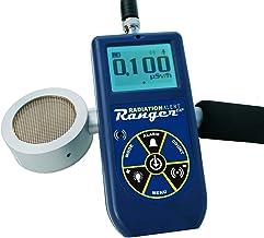 "Radiation Alert RangerEXP External 2"" Geiger Muller Detector, Bluetooth with Free Observer BLE App, Protective Boot, Excel..."