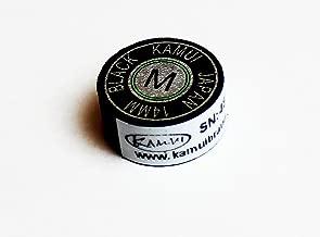 Kamui Black Laminated Leather Tip