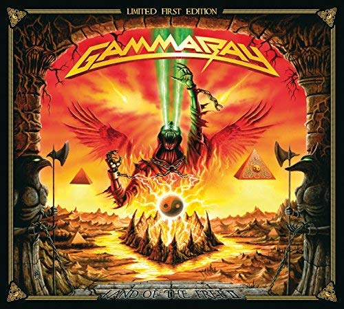 Land Of The Free - Part II by Gamma Ray (2008-01-15)