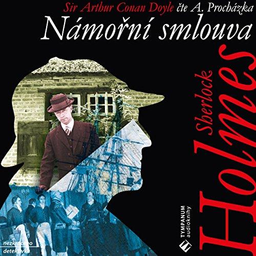 Námořní smlouva (Sherlock Holmes 11) audiobook cover art