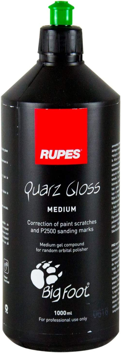 Rupes Politur Quarz Medium Grün 1liter Auto