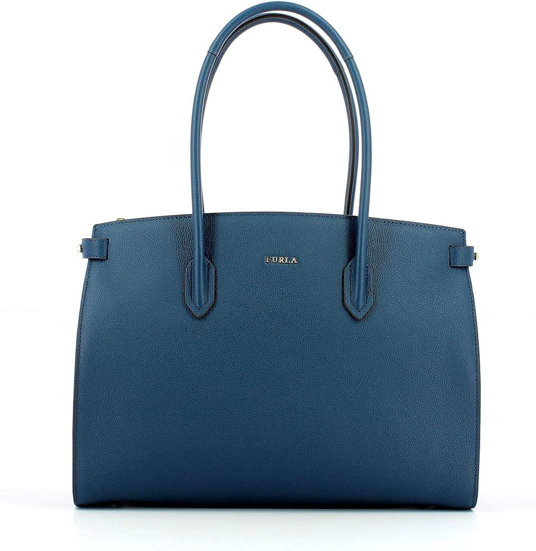Furla Damen Pin M Tote E W W W Business Tasche, 11x27x36 cm B07NDX9L62 752d6a