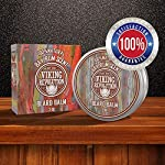 Beard Balm with Bay Rum Scent and Argan & Jojoba Oils - Styles, Strengthens & Softens Beards & Mustaches - Leave in… 7
