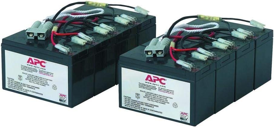 Apc Rbc12 Cartridge 12 Ersatzbatterie Für Unterbrechungsfreie