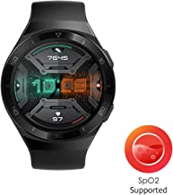 HUAWEI Watch GT 2e Bluetooth SmartWatch, Sport GPS 14 Days Working Fitness Tracker, Heart Rate Tracker, Blood Oxygen Monitor, Waterproof for Android and iOS, 46mm Graphite Black