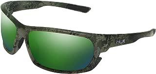 Challenge Sunglasses, Polarized Polycarbonate Lens, Performance Fishing Eyewear