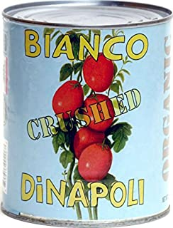 Bianco Dinapoli, Crushed Tomatoes Organic, 28 Ounce