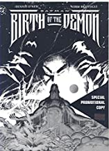 Batman Birth of the Demon (Special Promotional Copy) 1992