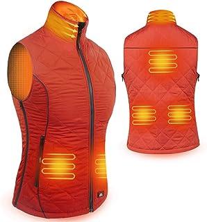 Heated Vest for Women, ARRIS Size Adjustable 7.4V Battery...