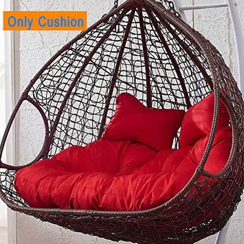 Egg Chair Bruin Leer.Swing Chair The Best Amazon Price In Savemoney Es