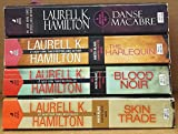Anita Blake Vampire Hunter Series, Volumes 15 Thru 18: Skin Trade / Blood Noir / The Harlequin / Danse Macabre