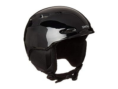 Smith Optics Zoom Junior Snowboard Helmet (Black) Snow/Ski/Adventure Helmet