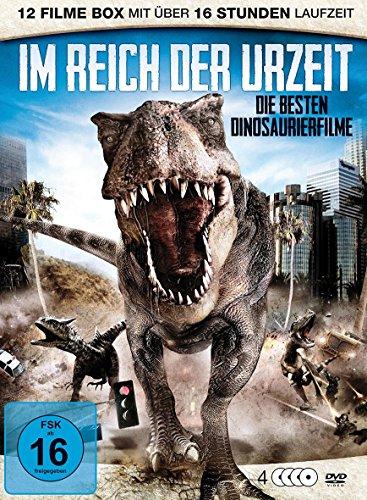 Im Reich der Urzeit: Die besten Dinosaurierfilme [4 DVDs]