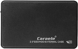 B Blesiya Externe harde schijf, 500 GB, 2,5 inch, draagbaar, USB 3.0, HDD, blauw, zwart1