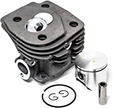 47MM Cylinder Piston Kit for Husqvarna Husky 357 359 REP 537 15 73 02