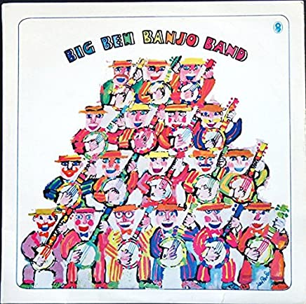 Sing Along With Us - Big Ben Banjo Band, The With Mike Sammes Singers LP