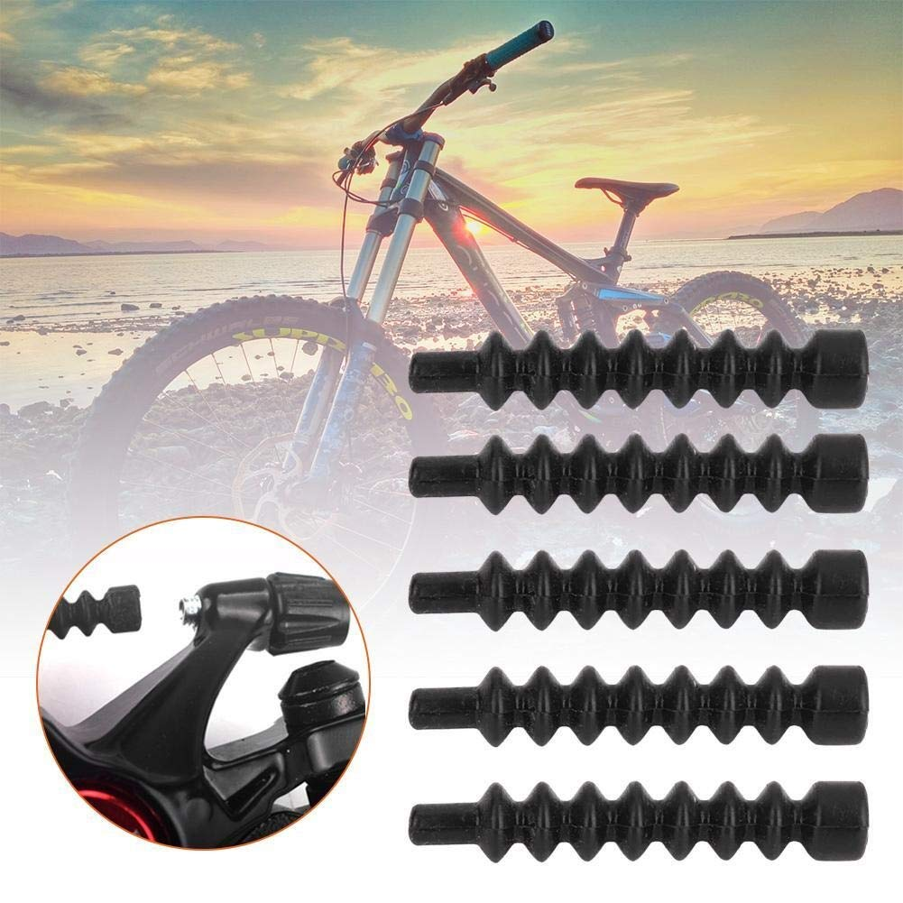 SUNLITE RUBBER BOOT FOR LINEAR--V-BRAKE  BICYCLE BRAKES--SINGLE