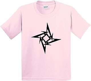 Trendy USA 1334 - Youth T-Shirt Metallica M Star Box Logo Metal Rock Band