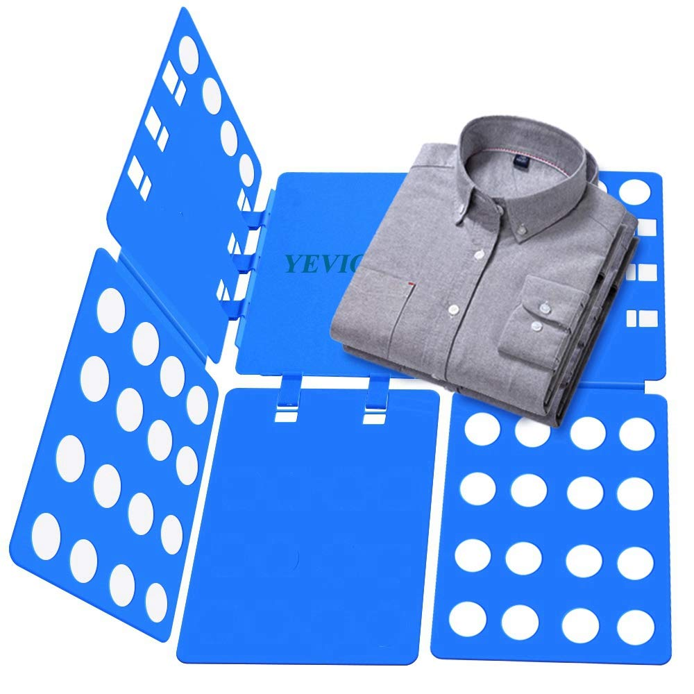 YEVIOR Clothes Folding Adjustable Organize