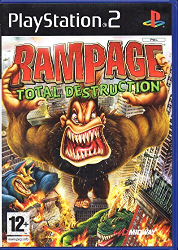 Rampage Total Destruction [Edizione ITA/ESP]