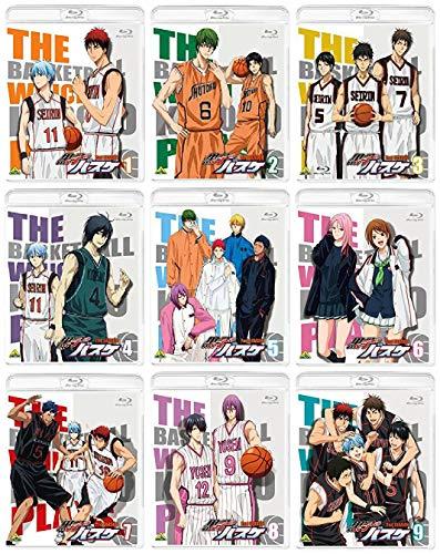 黒子のバスケ 2nd SEASON (初回版) 全9巻セット [マーケットプレイス Blu-rayセット]
