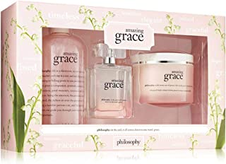PHILOSOPHY Philosophy amazing grace edp set, 26 Ounce