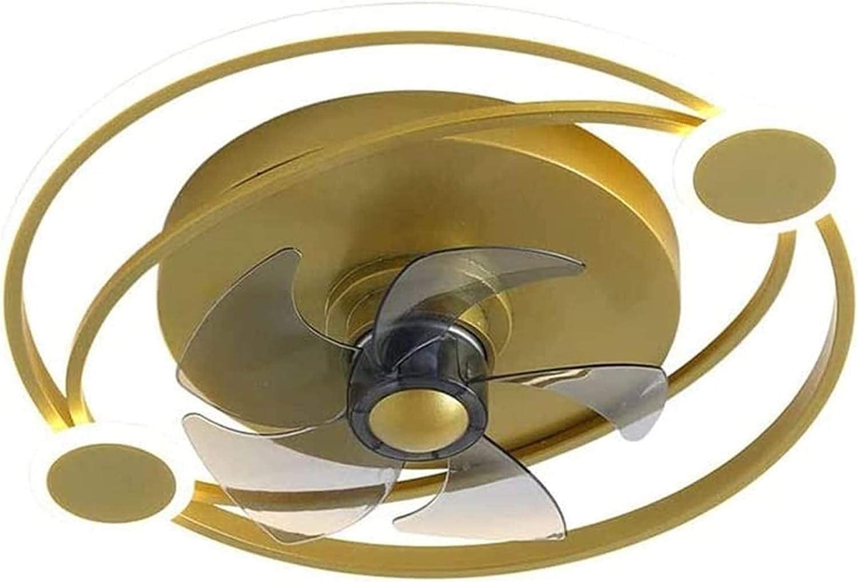 Fashion table lamp Ventilador de techo con iluminación DIRIGIÓ Moderno ventilador colgante luz control remoto regulable silencioso ventilador lámpara colgante lámpara de fan creativo para sala de niño