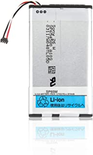 ZTHY Compatible New SP65M Battery Replacement for Sony Playstation PS Vita PCH-1001 PCH-1101 1003 1103 Pack 2210mAh