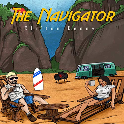 The Navigator Part 1: A Single Short Story audiobook cover art