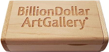 BillionDollarArtGallery transforma tu TV en arte de pared | Muestra 500 de las pinturas más icónicas del mundo | Regalo único | Decoración del hogar | Decora cada habitación | Decoración de sala | Dormitorio | Oficina en el hogar