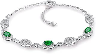 Best emerald and diamond band Reviews