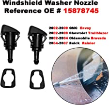 Best mazda 3 windshield washer nozzle Reviews