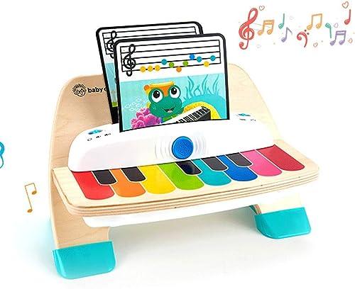 LIPENG-TOY Intelligente Touch Elektronische Klavier M er Und Frauen Babys Früherziehung Puzzle Junge mädchen Temperament Kinder Musik Spielzeug (Farbe   Bunte)